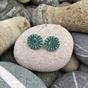 ORIGING EARRINGS - GREEN