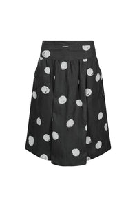KUSAMA DOT SKIRT