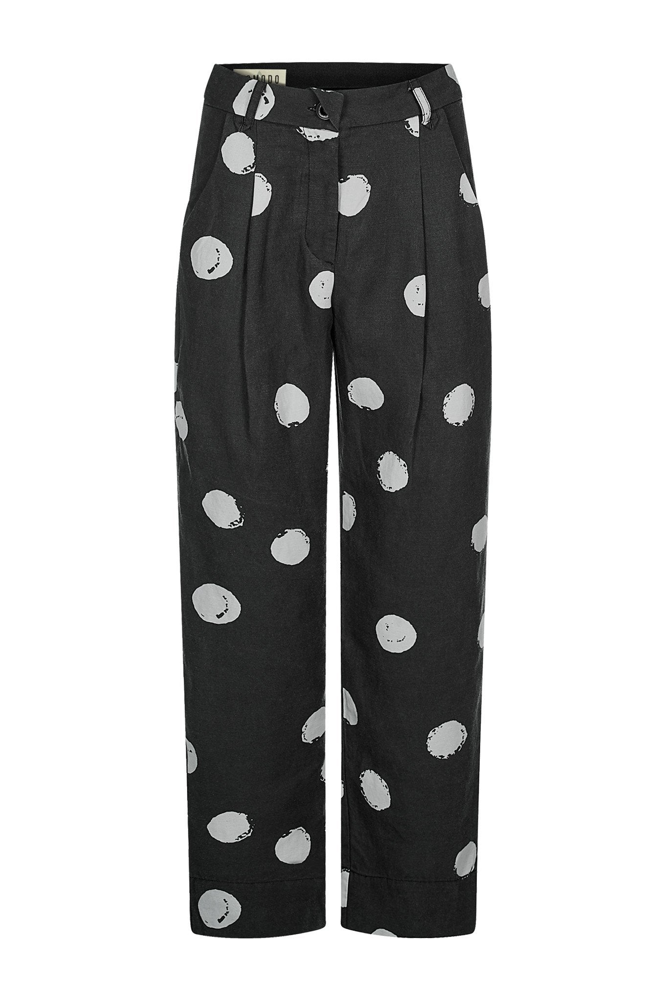 KUSAMA DOT TROUSERS