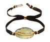 Golden Puka Bangle