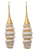 01. Bird Feather Stardust Earrings