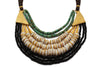 04. Black Horn Tusk Necklace