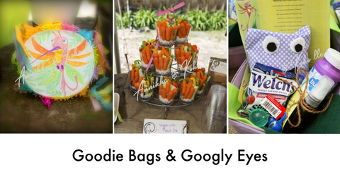 Goodie Bags and Googly Eyes
