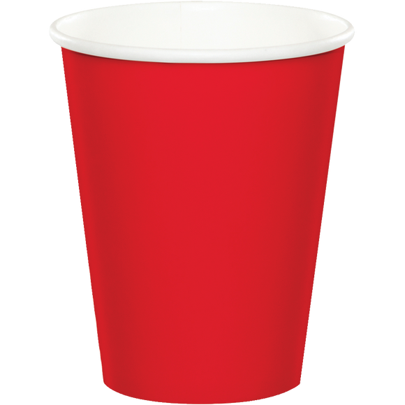 Red Paper Cup 24 Pack