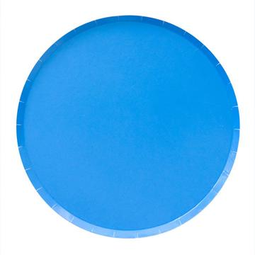 Pool Paper Plates (Small)