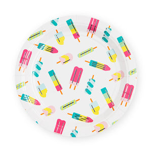 Popsicle Plate