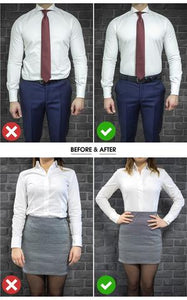 MC™ Shirt-Tucker : Must Have Product For Formal Dress