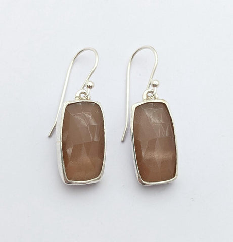 Fancy Moonstone Earrings