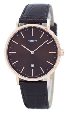 Orient Slim Collection Minimalist