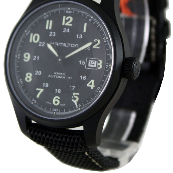 Hamilton Khaki Aviation Titanium H70575733