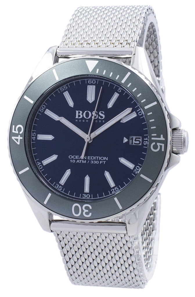Hugo Boss Ocean Edition Horloge Quartz 1513571