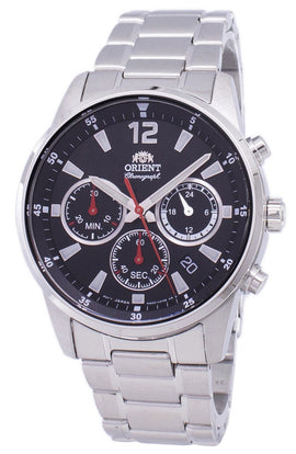Orient Sports Chronograph Quartz RA-KV0001B10