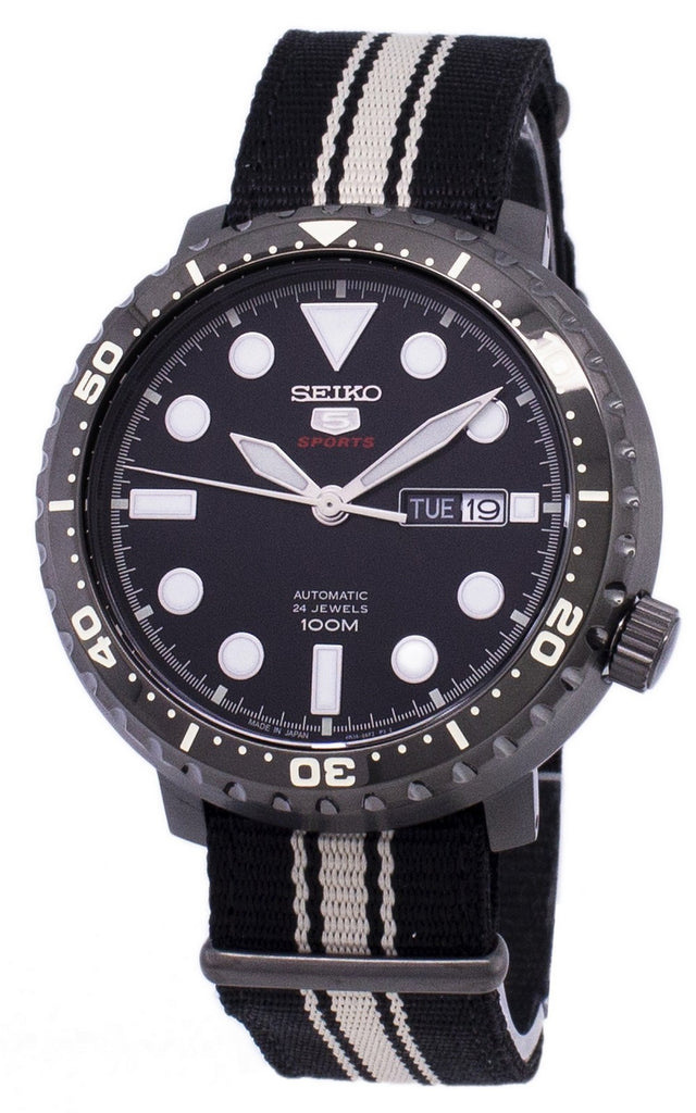Seiko 5 Sports Automatic Japan Made SRPC67