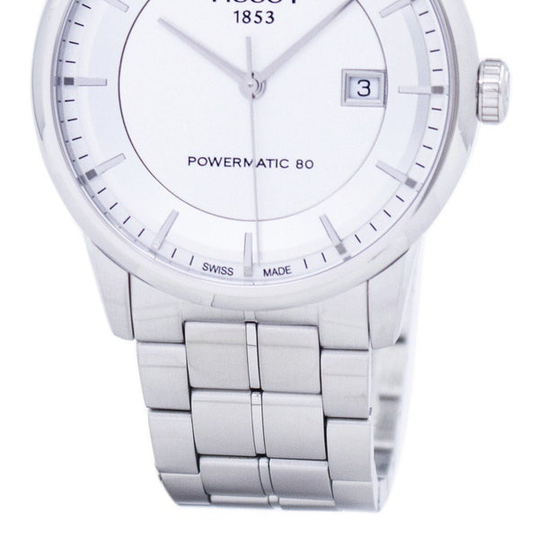 issot T-Classic Luxury Powermatic 80