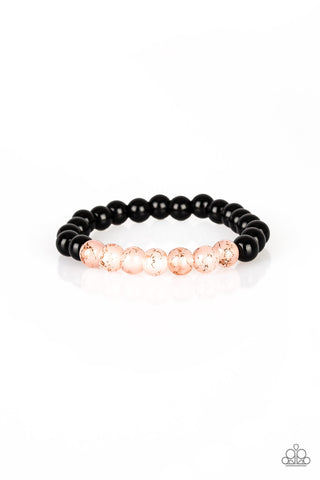 Paparazzi Bracelet - Cool and Content - Pink
