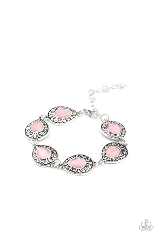 Paparazzi Bracelet - Enchantingly Ever After - Pink