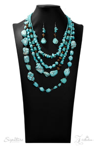 Paparazzi Necklace - The Monica - Zi Signature Collection