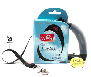 Retractable Dog Leash - Gel Handle