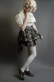 Zeon Kitty Steampunk Lolita Ruffle Blouse