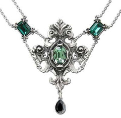 Alchemy Queen of the Night Necklace