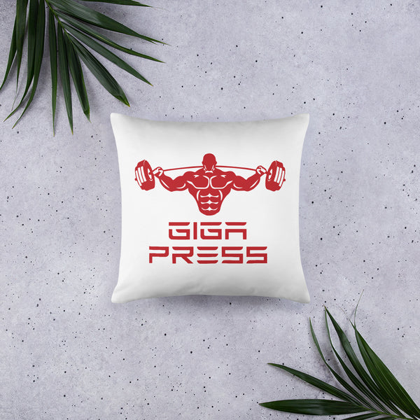 Giga Press - Pillow