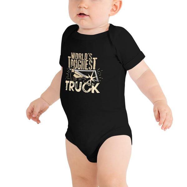 World's Toughest Truck - onesie