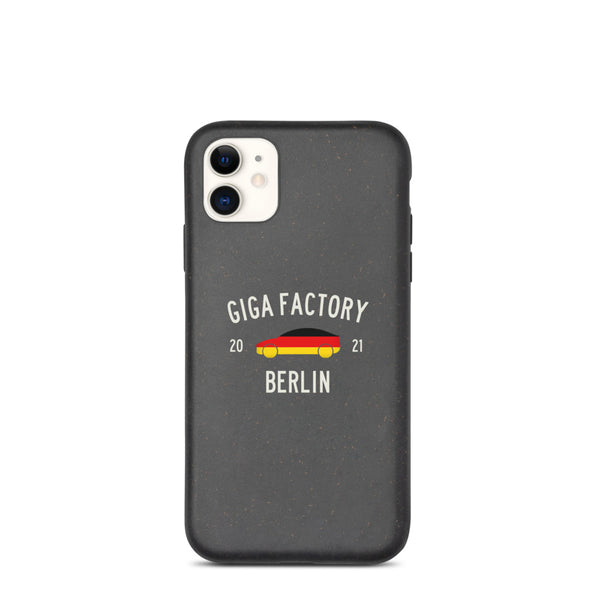 Giga Factory Berlin - Biodegradable phone case