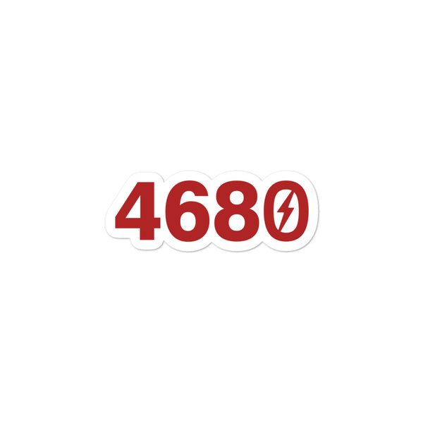 4680 - Bubble-free stickers