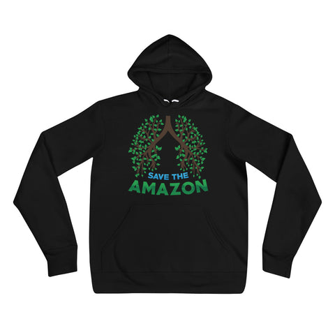Amazon Tree Lungs - Unisex hoodie