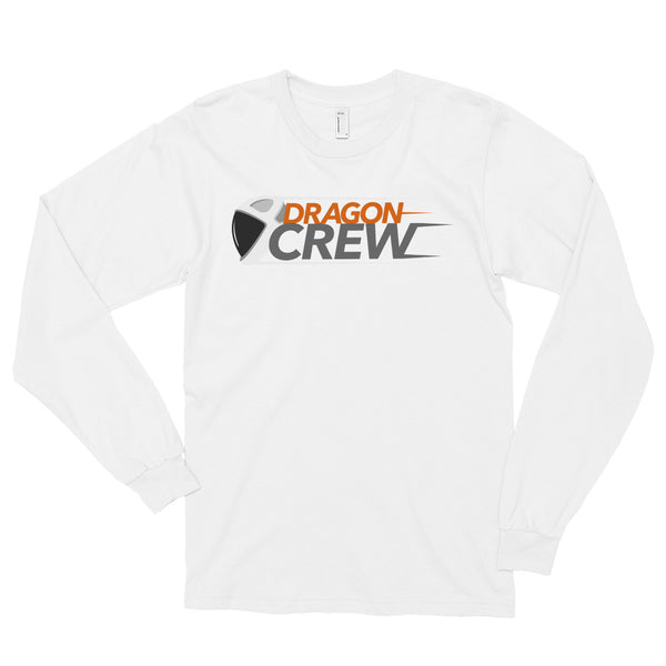 Dragon Crew Design - Long sleeve t-shirt