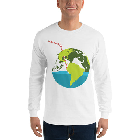 Sip of Earth - Long Sleeve T-Shirt