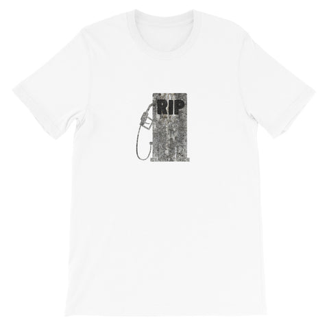 RIP ICE cars - Short-Sleeve Unisex T-Shirt