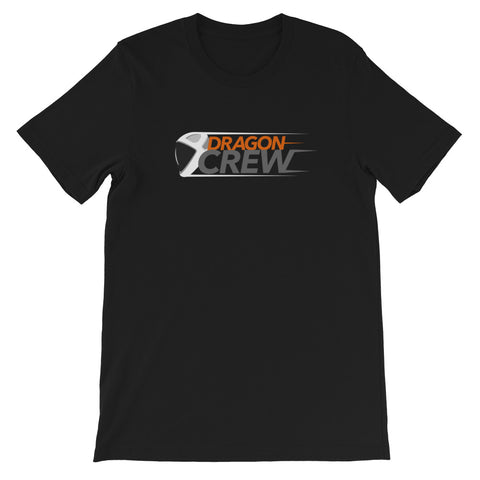 Dragon Crew Design - Short-Sleeve Unisex T-Shirt