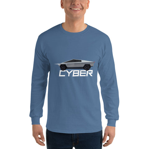 Cybertruck Shirt - Men's Long Sleeve Shirt