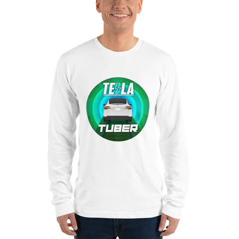 Teϟla Tubers - Long sleeve t-shirt