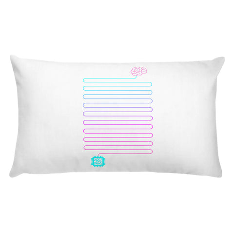 Neuro-Link Brain to Chip - Basic Pillow