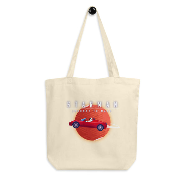 Starman - Journey to Mars - Eco Tote Bag