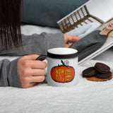 Now You Know Halloween Limited Edition - Matte Black Magic Mug