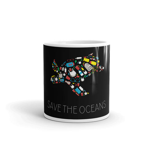 Save the Oceans - Mug
