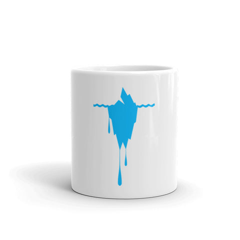 Melting Iceberg - Mug