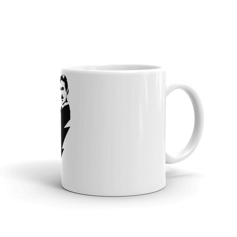Nikola Lightning Bolt - Mug