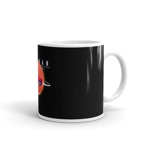 Starman - Journey to Mars - Mug