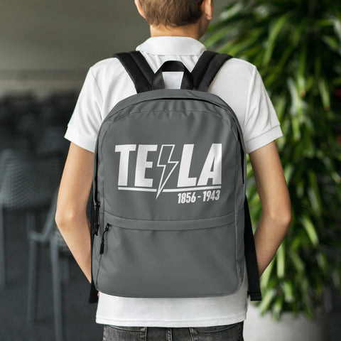 TEϟLA 1856 - 1943  - Backpack