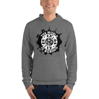 The World is Boring - Unisex hoodie