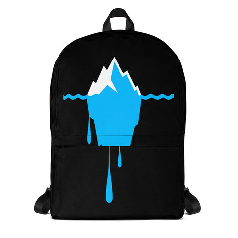 Melting Iceberg - Backpack
