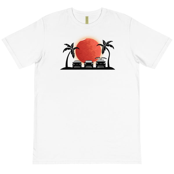 S3X on the Beach Mars - Organic T-Shirt