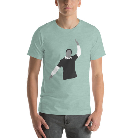 The Dancing CEO - Short-Sleeve Unisex T-Shirt