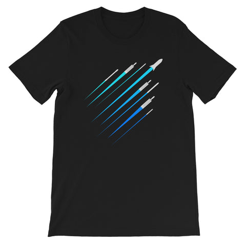 Falcon Fleet - Short-Sleeve Unisex T-Shirt