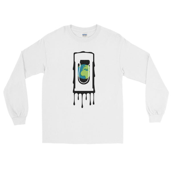 Supercharger Oil Spill - Long Sleeve T-Shirt