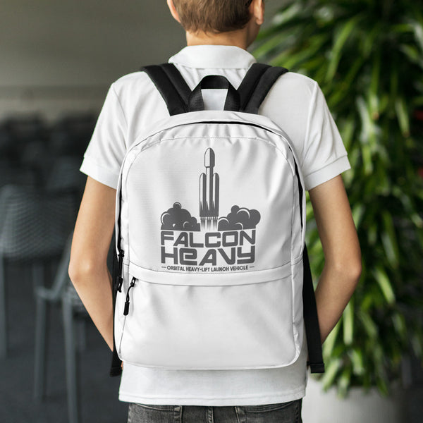 Falcon Heavy Launch - Backpack